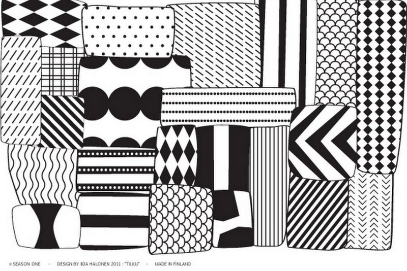 print-n-pattern:  Season One textiles