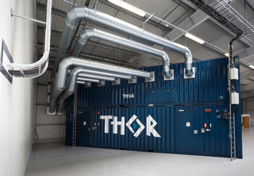 Thor Data Center via