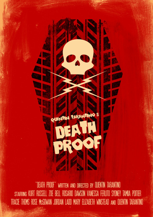 Death Proof by Joel Amat Güell