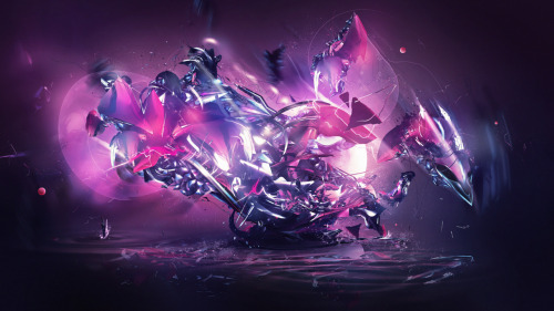 Digital art selected for the Daily Inspiration #1148