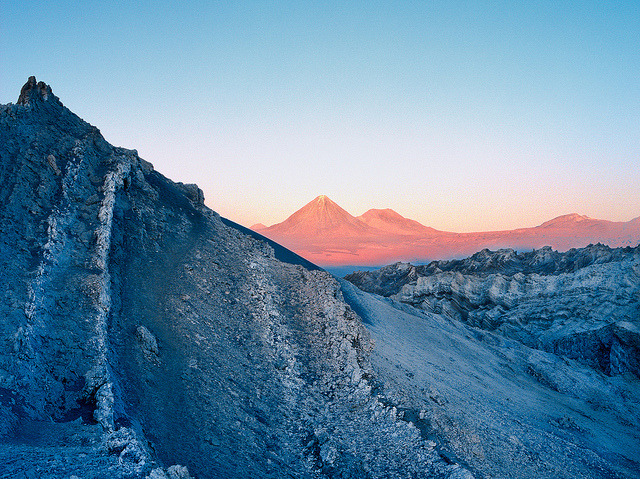 Volcan Licancabur by Reuben Wu on Flickr.