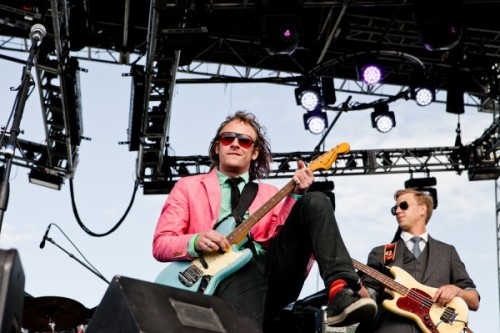 Sasquatch! 2012: Deer Tick