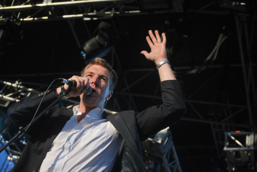 Sasquatch! 2012: The Walkmen