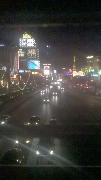 Behold! The vegas!