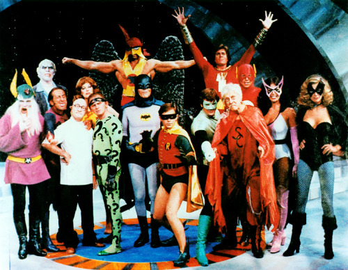Legends of the Superheros (1979)