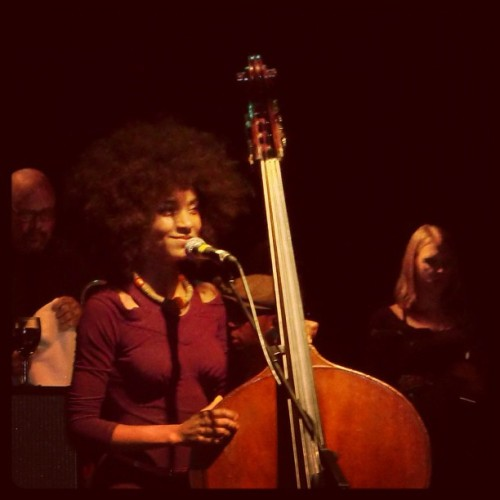 Esperanza Spalding, Smile Like That #london #koko