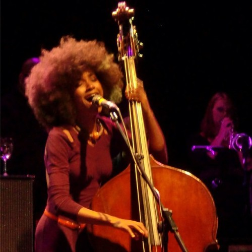 Esperanza Spalding, Radio Music Society Tour #london #koko