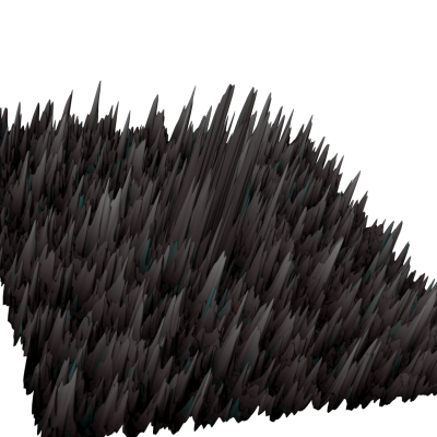 So … I had no idea displacement maps could be so easy.  Obviously this is a messy horrible example and my first ever attempt using Photoshop which doesn't exactly render at an ideal resolution, but I'm sure this will be useful and Maya will see some Displacement bliss at some point soon … .
