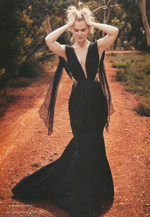 Harper's Bazaar Australia, June July 2012 (+)  photographer: Will Davidson  Nicole Kidman