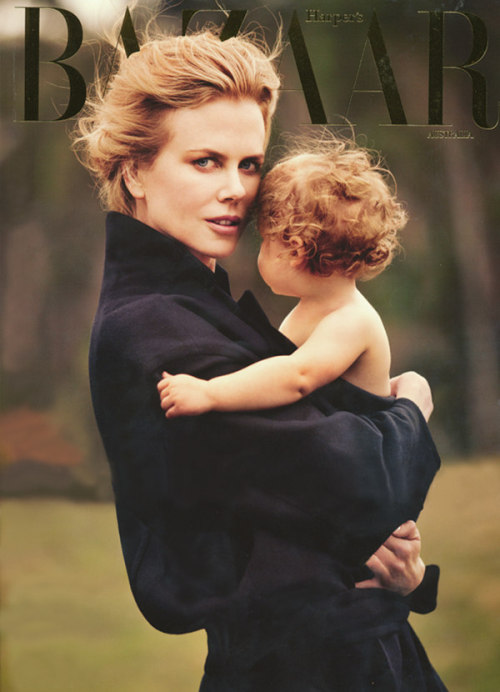 Harper's Bazaar Australia, June July 2012, cover (+) photographer: Will Davidson Nicole Kidman