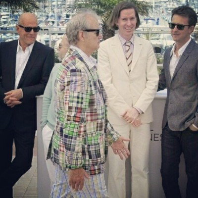Bill Murray is the man #BillMurray #Cannes (Taken with instagram)