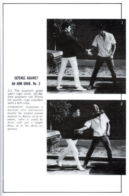 Bruce Lee's Fighting Method Vol. 1: Self Defense Techniques