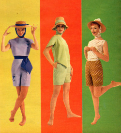 Detail from this Ellen Tracy ad1960