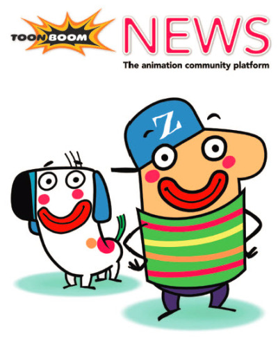 The latest Toon Boom News Magazine is here.  The mag comes out every quarter and covers all of the top animation news related to Toon Boom Animation.