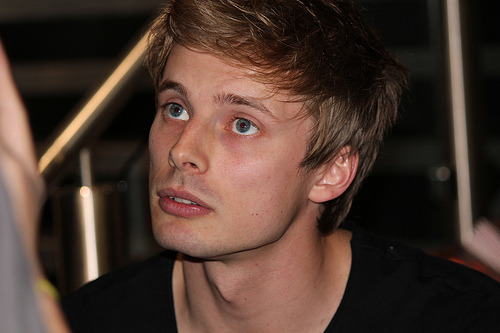 unitingthelandsofalbion:  4/50 photos of Bradley James
