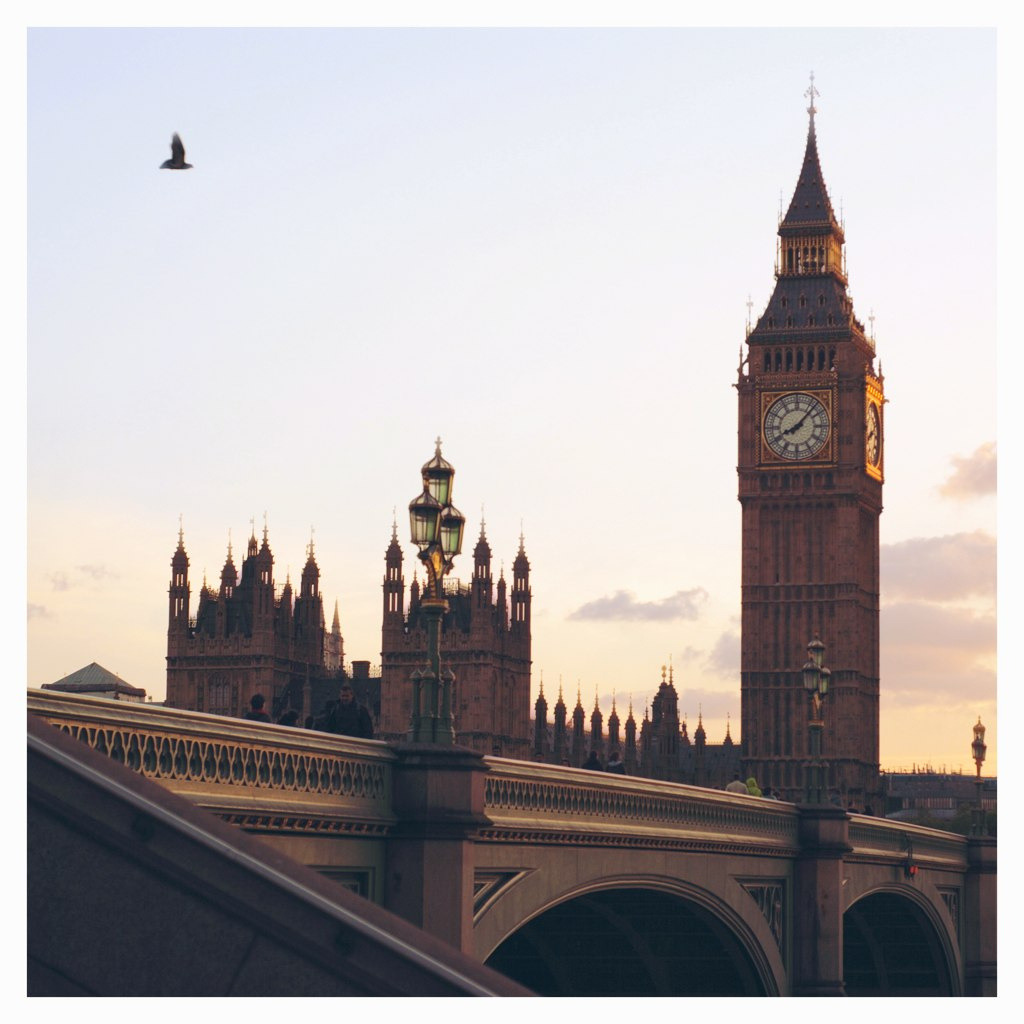 Westminster Bridge & Big Ben (by justB!)