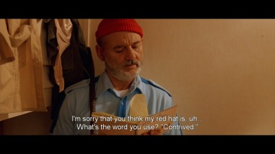 monsterpoptart:  The Life Aquatic with Steve Zissou