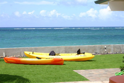 its time to relax….come stay at our amazing Hawaiian beach rental!