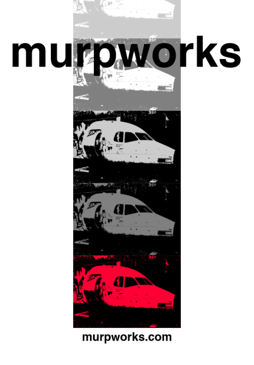 murpworks Transport V strip poster murpworks