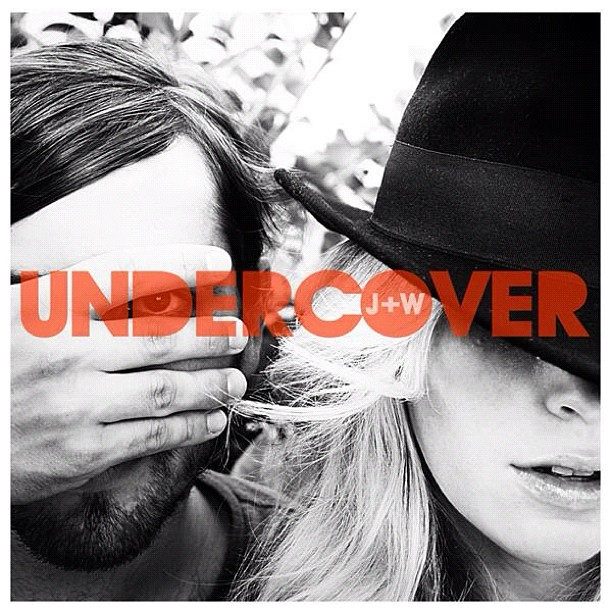 Just got the new @thejackandwhite EP undercover! My fave is Cry Me a River (Taken with instagram) To listen and download: http://www.smarturl.it/undercover