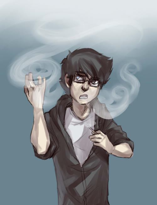 atrueenglishman:  Can John do the windy thing with smoke?
