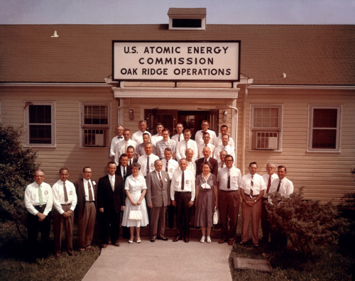 AEC group photo, July, 1950 Ed Westcott
