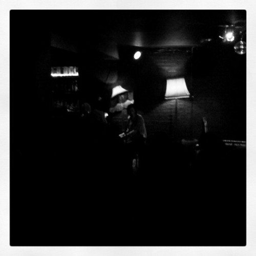 . @kenstringfellow (Taken with Instagram at The Slaughtered Lamb)