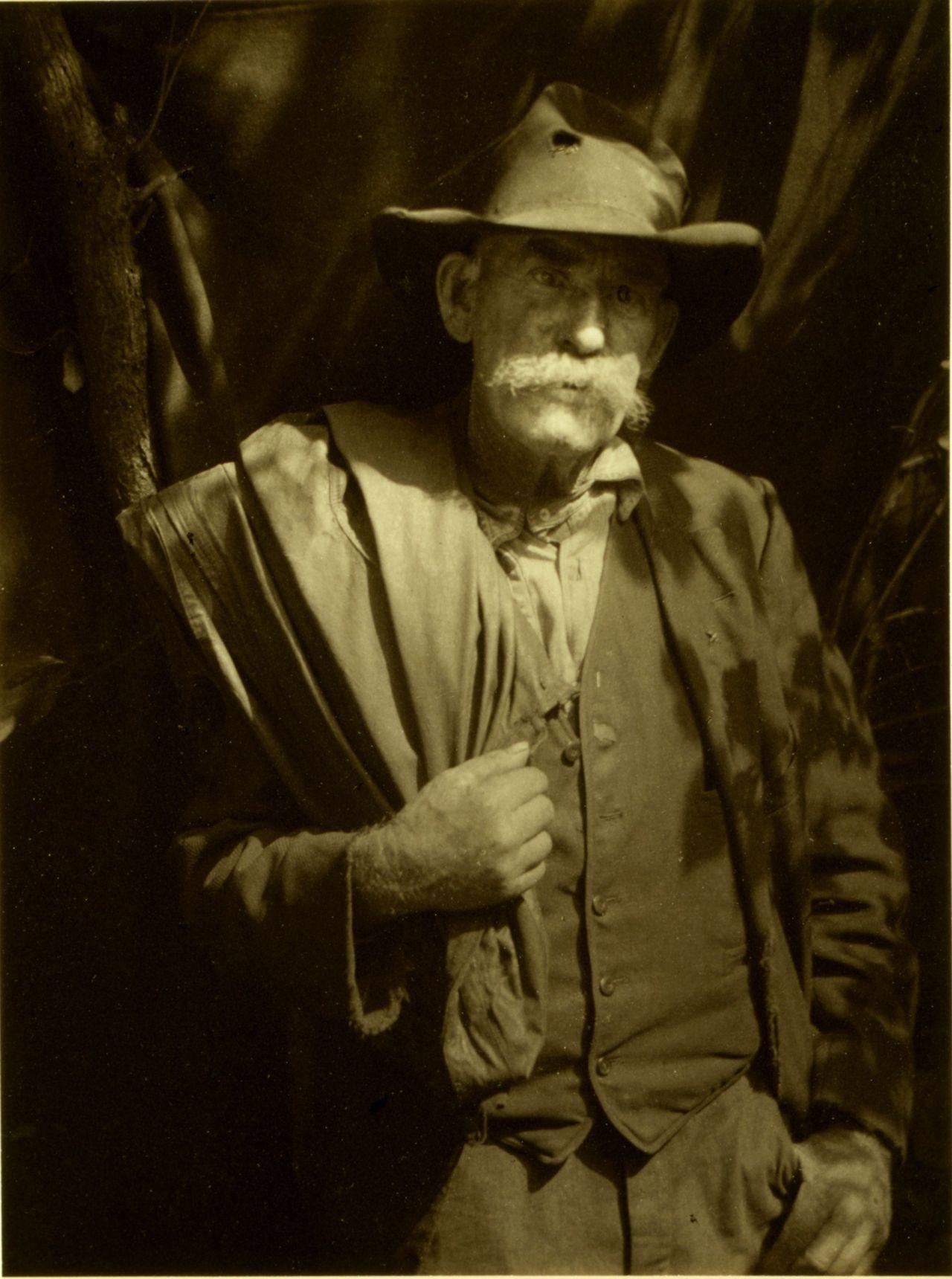 Doris Ulmann, Southern mountaineer (vers 1928)
