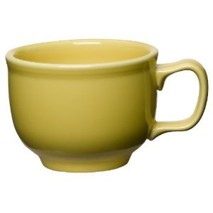 So I got this lovely pastel yellow fiestaware mug over the weekend, and I wanna put a decal on it.  I'm thinking something lolita.  Anyone have any ideas?  Of course there's always Fluttershy's cutie mark…