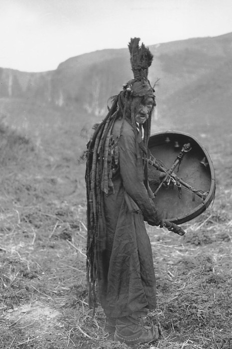 samsaranmusing:  The Shaman. Mystic, poet, storyteller, healer, counselor and priest.