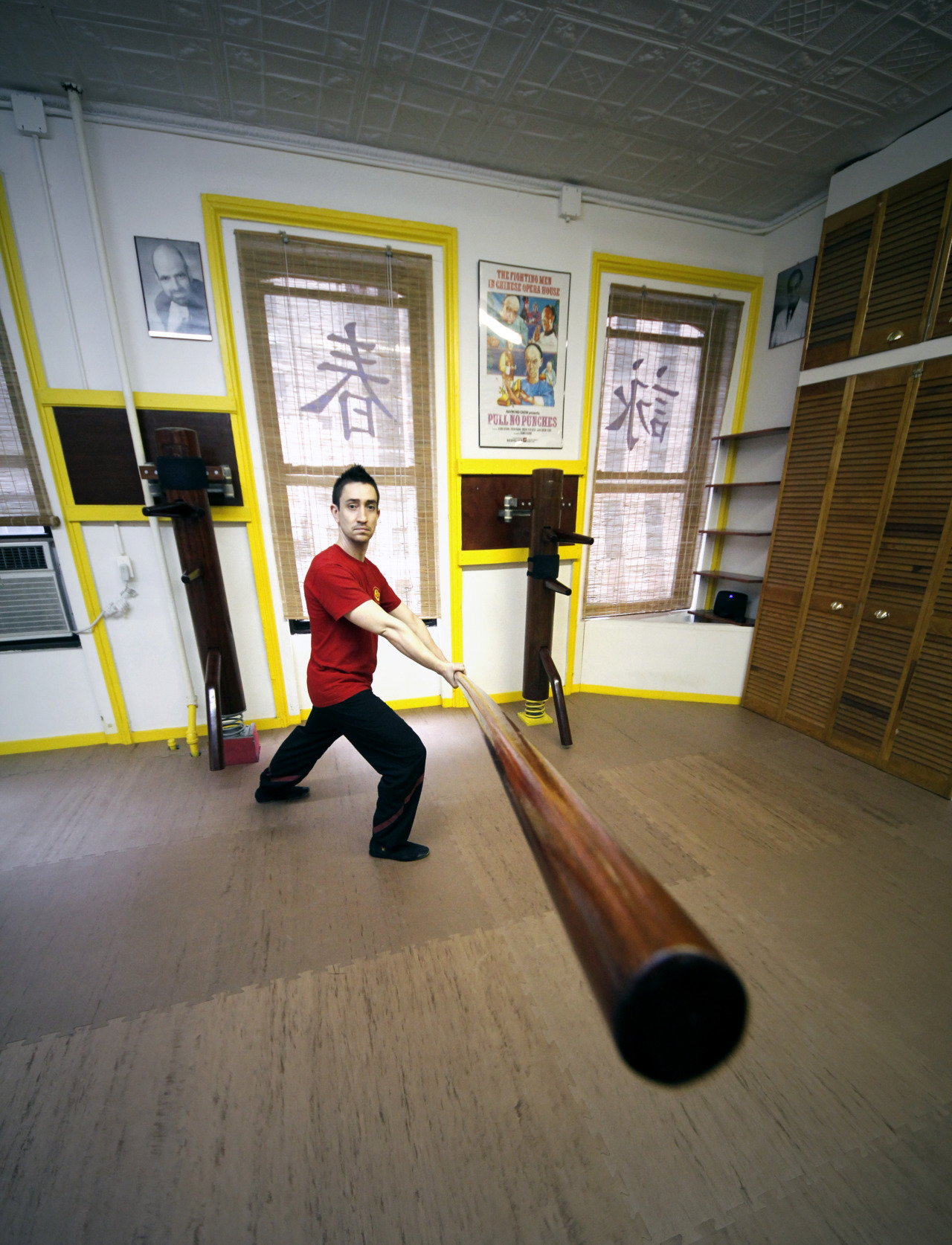From last week's long pole photo shoot with Sifu Alex. For more Kung Fu photos, videos and information, be sure to check out our facebook page.