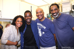 "Chris Rock on PORGY AND BESS: ""The best musical I've ever seen. Can't wait to see it again."""