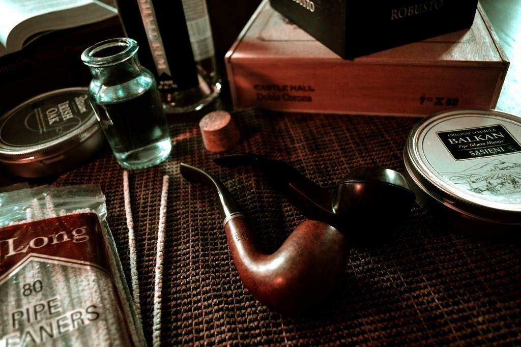 lifeofawhiskeydrinker:  Pipe cleaning day.