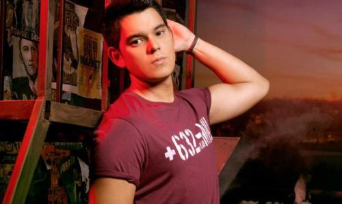 RICHARD GUTIERREZ- The 2012 Bench Back-To-School Collection  ^^Oh God