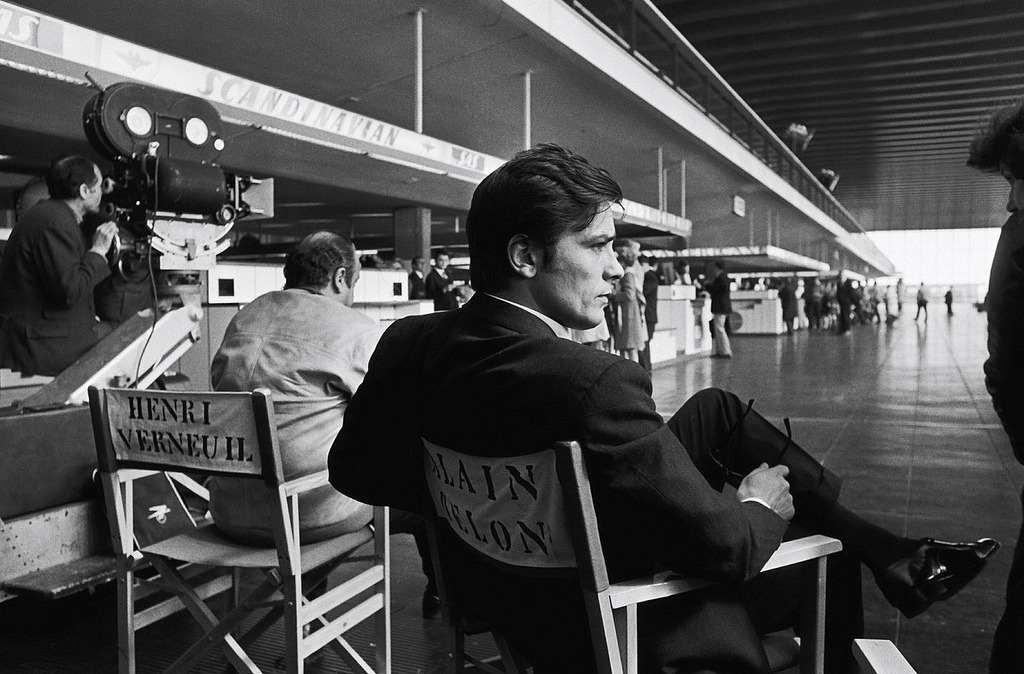 theimpossiblecool:  Delon.