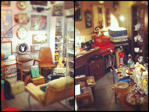 A few of our vendors have expanded their spaces to fit in more awesome stuff! Come and check them out!