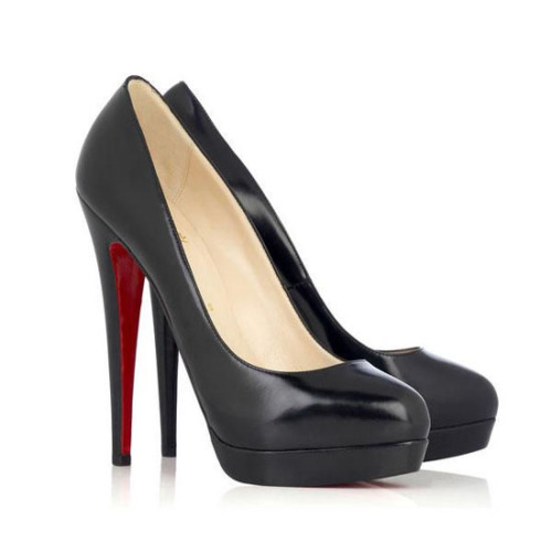 Christian Louboutin. Absolutely exquisite. Stylish, classic, and comfortable. Which is rare in designer shoes. Most designer shoes, which will remain nameless, have caused injury to my feet within the first 15 minutes of wearing them. Thank heavens Nigel was nearby to fetch another pair from the closet. The shoes that I was wearing previously were discarded. I highly recommend that you have at least 1 pair of Louboutins in your wardrobe, and you are foolish if you don't.