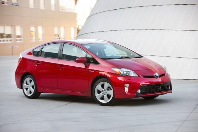 "Hybrid hit: Prius becomes the third-highest-selling car line in the world Thanks in part to high demand in the United States, and new tax incentives in Japan following last year's devastating earthquake and tsunami, Toyota's Prius line of hybrid vehicles is officially the third-highest-selling line of vehicles in the world. ""It's the phenomenon we saw with Chrysler and minivans,"" says automotive historian and independent analyst John Wolkonowicz. ""After all these years, Chrysler still is minivan sales leader. Prius was the first hybrid on the block."" (Photo via Toyota) source Follow ShortFormBlog: Tumblr, Twitter, Facebook"