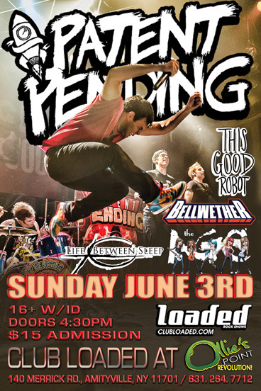 LONG ISLAND SHOW THIS SUNDAY AT OLLIE'S POINT!!!!!!!!!