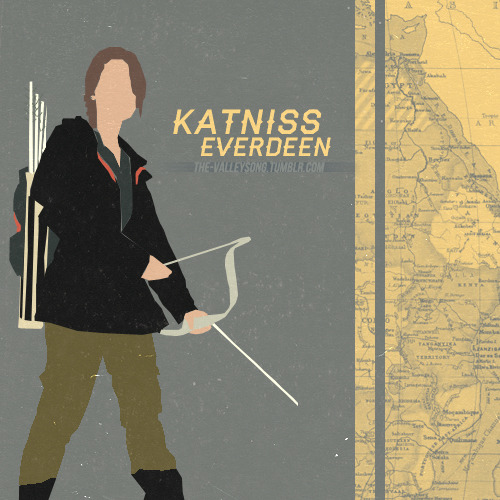 Katniss Everdeen My Hunger Games
