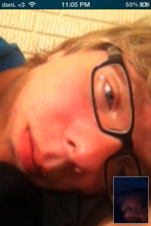 april 7, 2012. skype date. amazing night. we just lay there, talking about everything. nights like those give me hope.