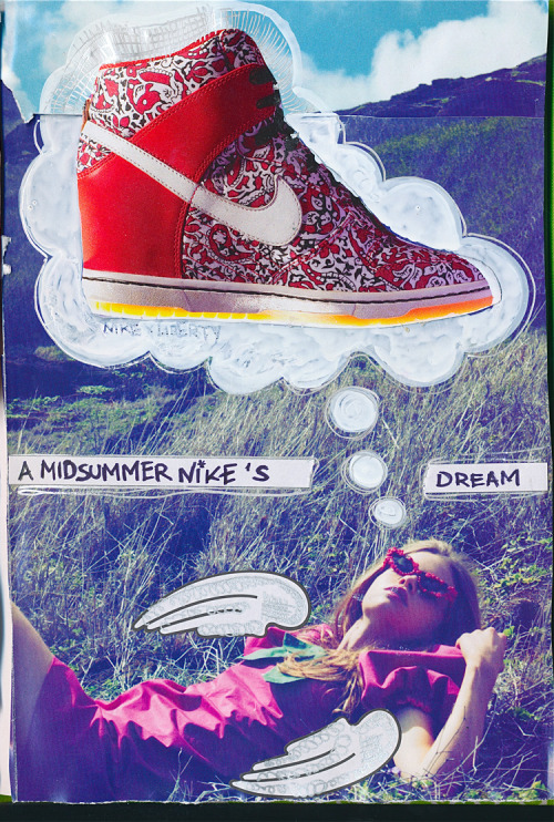 A Midsummer Nike's Dream!