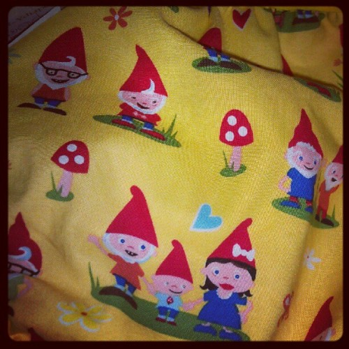 This might just be the cutest diaper cover ever. (Taken with instagram)