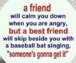 hahaa i soo seee me and my bestiee doing this