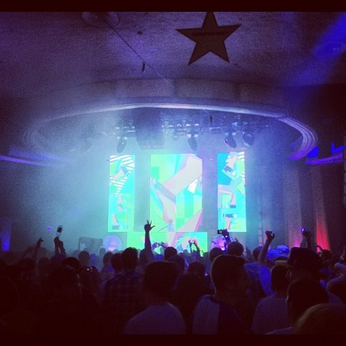 Docta P (Taken with Instagram at Hollywood Palladium)