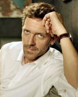 British actors I am in love with #6 - Hugh Laurie.