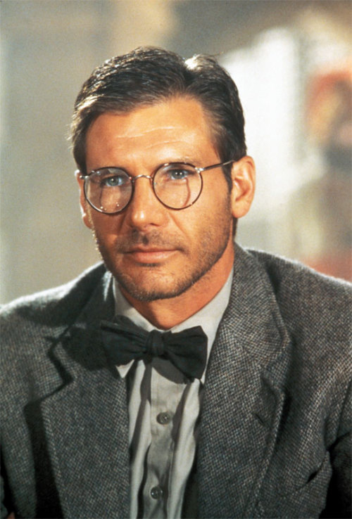 Harrison Ford - Indiana Jones Pure sex.