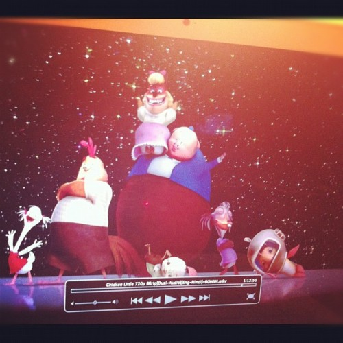 Chicken little :D (Taken with instagram)