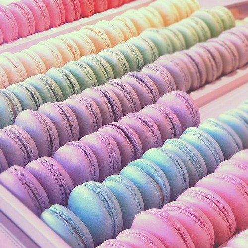 I've never had a Macaroon but I wish to try one someday.