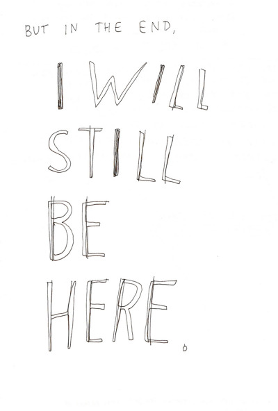 I WILL STILL BE HERE (by MT.WOLFS)